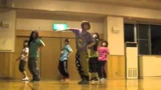 yoshimi lesson--RHIAN BENSON