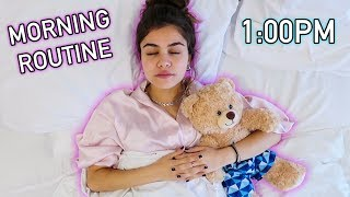 GRWM: MY MORNING ROUTINE
