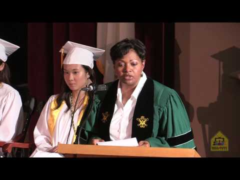 University Park Campus School Graduation - 2015