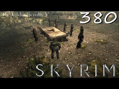 Skyrim Chapter 379380 Anum La Mourners Den Youtube