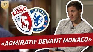 Hazard juge la Ligue 1 : Monaco, PSG, Nice, OM, Lille