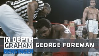 George Foreman: Was Rumble in the Jungle fixed?