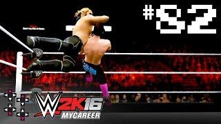 WWE 2K16 MyCareer Part 82: Rollins wants revenge — UpUpDownDown Streams