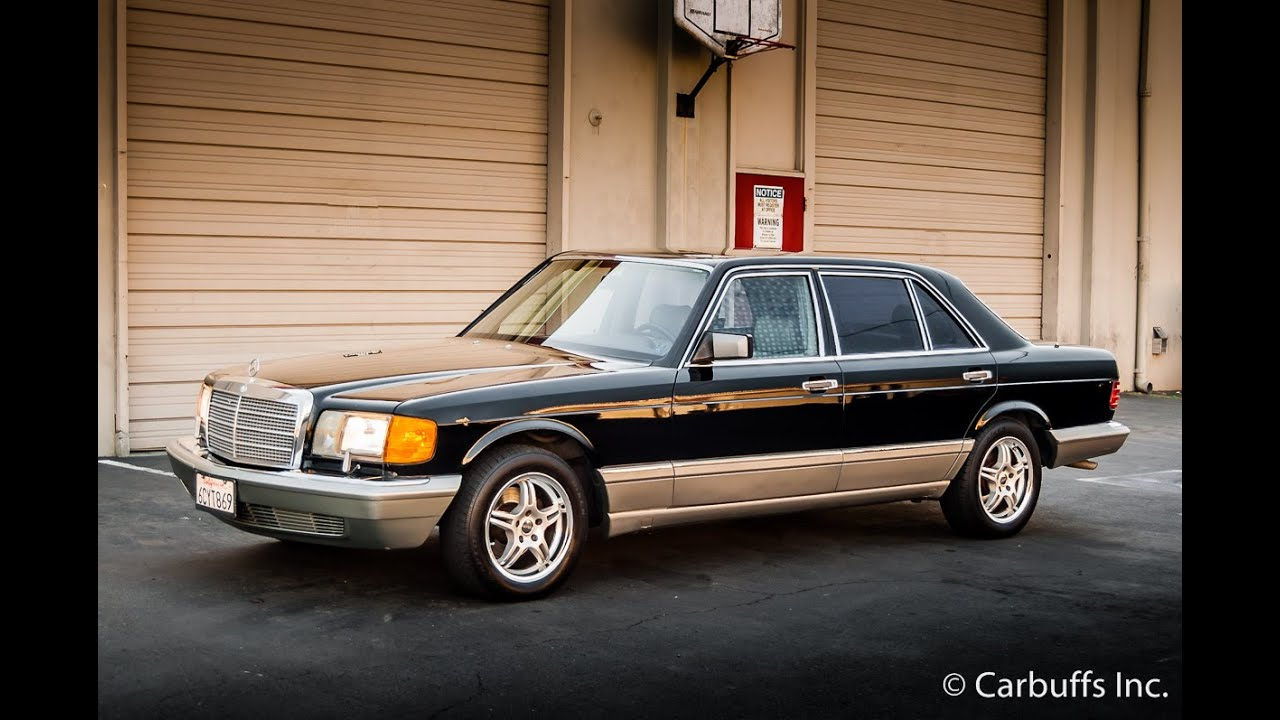 1987 mercedes benz 300 series 300sdl used cars concord