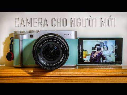 Máy Quay Vlog Giá Rẻ ... TỰ ĐỘNG 100% CHO NGƯỜI LƯỜI  ✅Fuji XA7