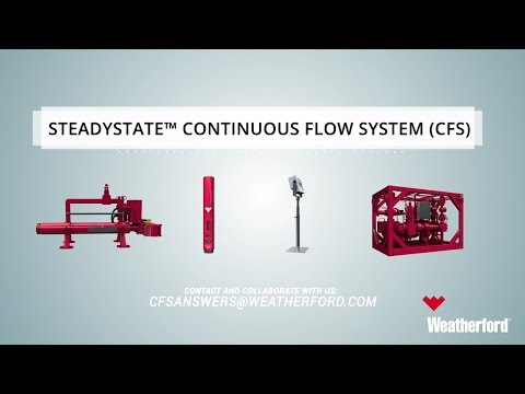 SteadyState™ continuous flow system CFS