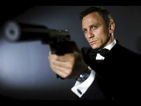 агент 007 анимация
