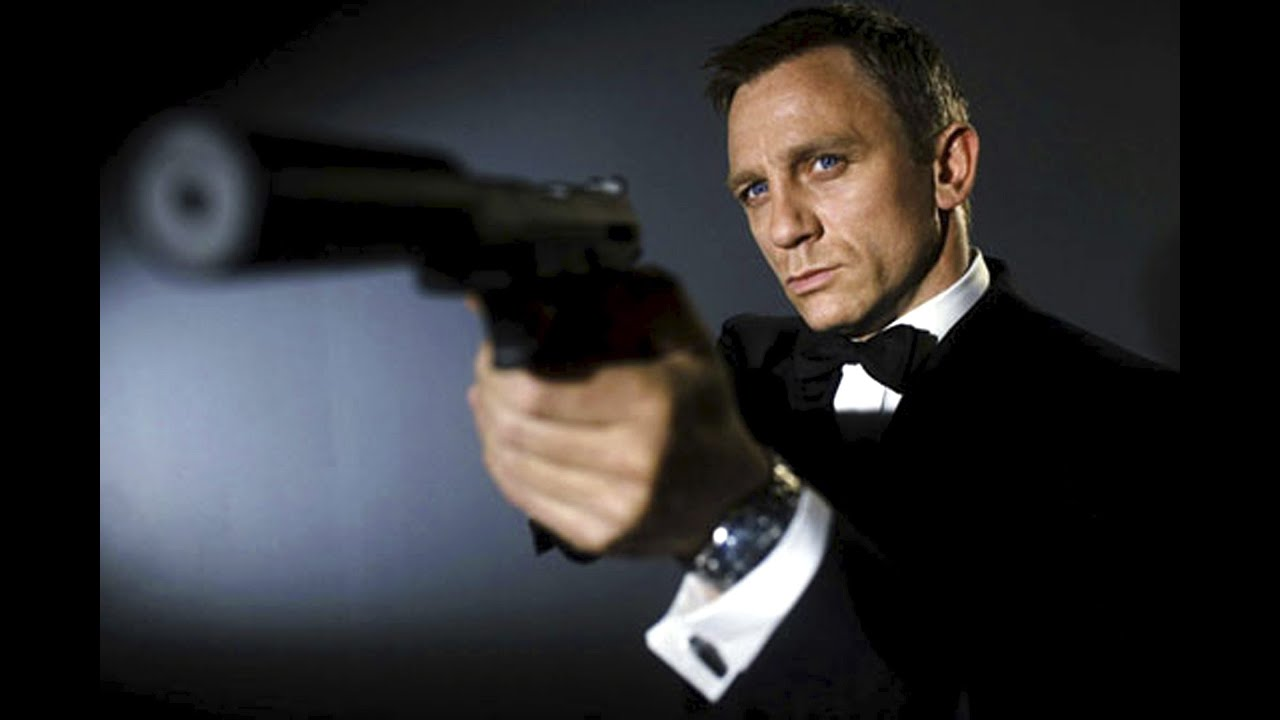 james bond standing the test of