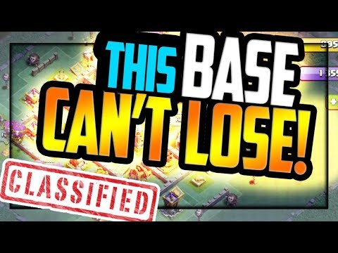 This Base CAN'T BE BEATEN | Clash of Clans | Builder Hall / Night Village CoC!