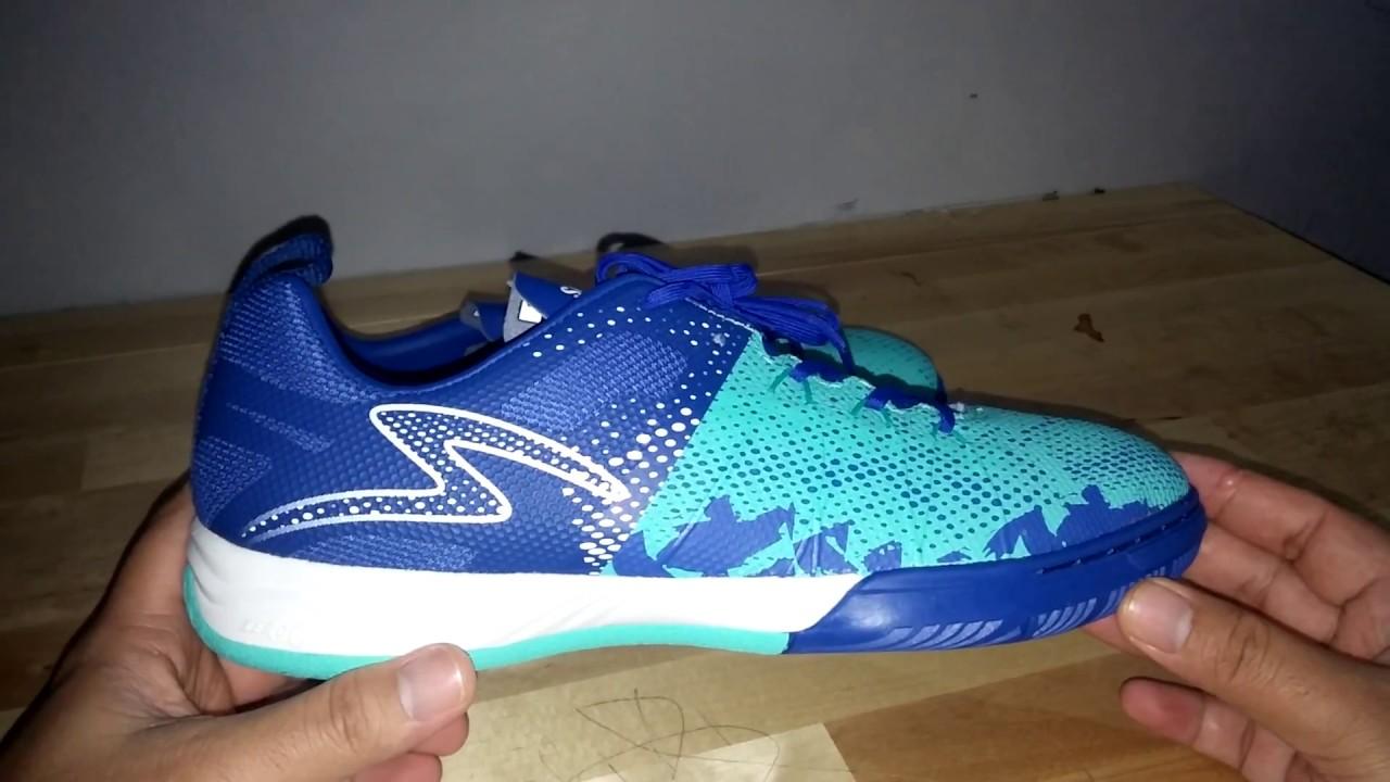 Review Sepatu Futsal Specs Metasala Combat Lucite Green