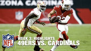 49ers vs. Cardinals | Week 3 Highlights | NFL