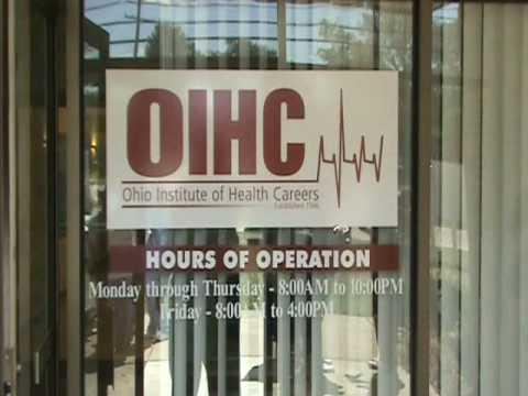 Ohio Institute of Health Careers