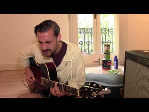 "LIVE: Robert Ellis ""Only Lies"" on the AU sessions"