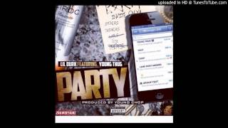 Lil Durk - Party Feat. Young Thug [Instrumental Hook]