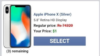 iPhone X free offered by Google