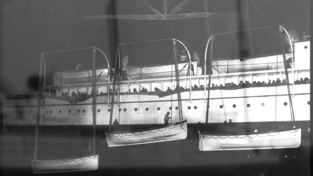 RMS Titanic: Arrival o...