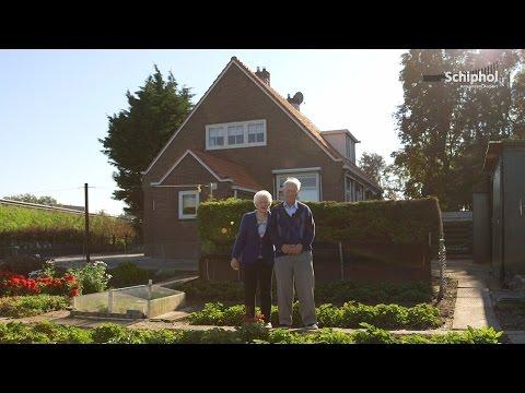 Meneer en mevrouw De Rooij: de laatste bewoners op Schiphol