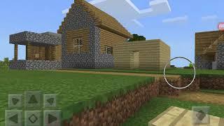Выживание в Minecraft! Дом и деревня! Серия #1.