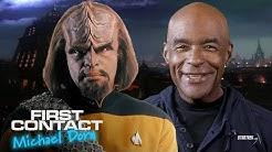 First Contact: Michael Dorn AKA Lieutenant Commander Worf | Star Trek