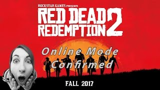 Red Dead Redemption 2 News #1 Online Mode Confirmed(Red Dead Redemption 2 News #1 Online Mode Confirmed Remember to like, share, comment and subscribe. Show AutoDT some love!! Check me out on ..., 2016-11-27T01:09:08.000Z)