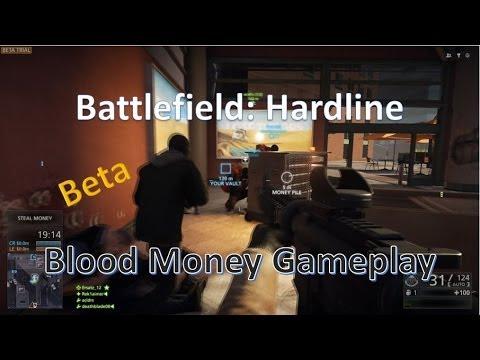 Battlefield: Hardline - Beta Gameplay (Blood Money)  