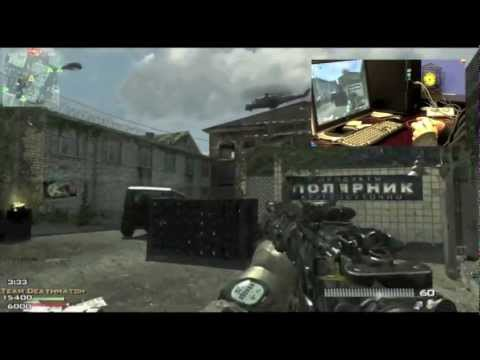 Modern Warfare 3 on a PC with an XBox 360 Controller