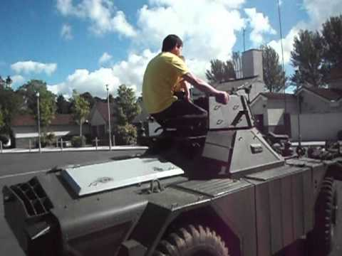 Ferret scout car 00DD24