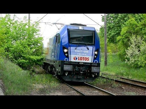 Mijanka ET22-1136 & E6ACT-008 LOTOS Kolej | Bydgoszcz Żółwin | 17.05.15
