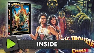Big Trouble in Little China - 2-Disc Limited Collector's Edition - Cover B 🎬 Inside