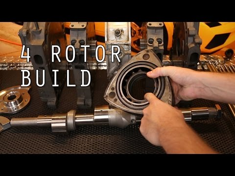 The Beginning: Turbo 4 Rotor RX-7 Build Ep. 1