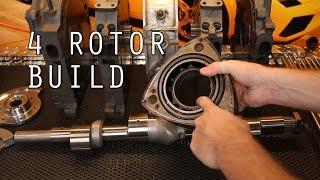 4 Rotor RX7 Build (Rob Dahm)