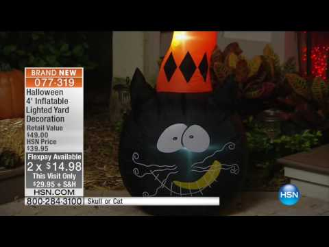 HSN | Halloween Decor 09.20.2016 - 11 AM