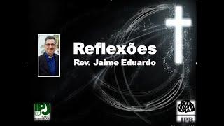Fuja de briga -Proverbios 20.3 - Rev. Jaime Eduardo