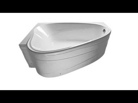 Нестандартные акриловые ванны