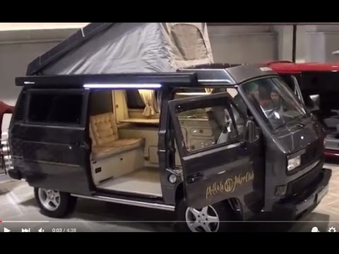 vw t3 westfalia from 1987 youtube. Black Bedroom Furniture Sets. Home Design Ideas