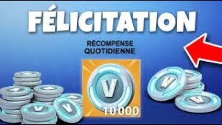 IT 13500 VBUCKS FOR FREE! GLITCH ON FORTNITE PS4/XBOX ONE/PC/SWITCH.