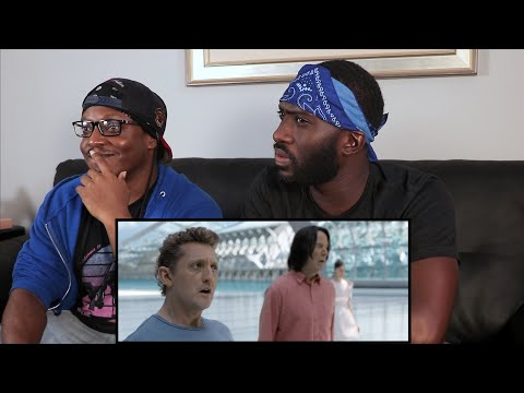 BILL & TED FACE THE MUSIC Official Trailer #2 Reaction