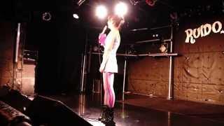 2014-04-11 risarisa OSAKA RUIDO 1 安東由美子 検索動画 20