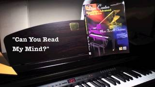 """Can You Read My Mind?"" John Williams (arr. Dan Coates) - solo piano"