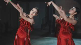 拉丁舞一阶教练班学员作品《苏芮 - 是否》/Video/Latin Dance/Dansewudao Studio
