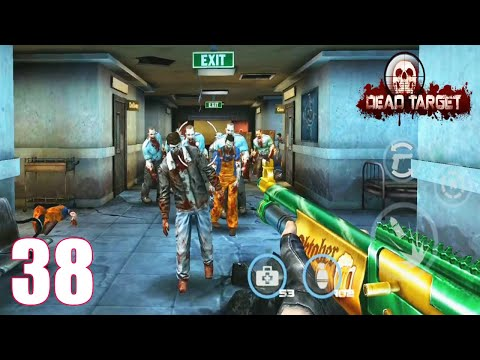 Dead Target Game: Offline Zombie Shooting -FPS Survival | Part 38 | Android