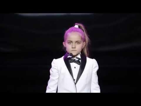 """Ника Ляпичева  & Justin Timberlake – """"Mirrors"""" & """"My Love"""" (Я Верю 2015)"""