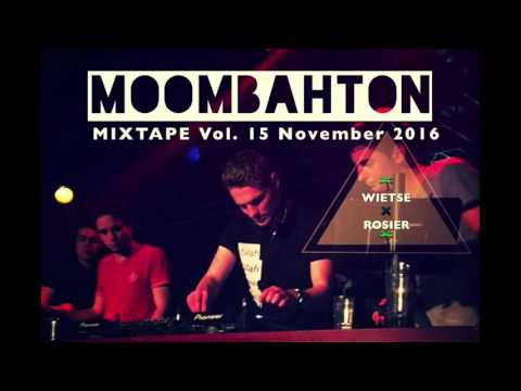 Moombahton mixtape Vol. 15 November 2016 (Free Download)