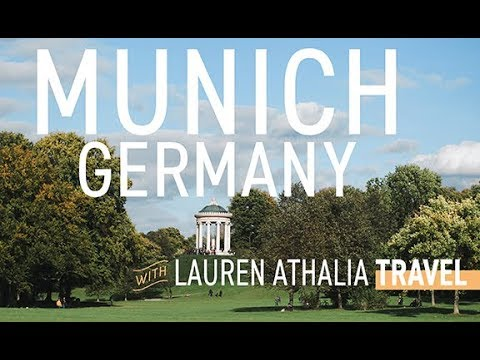 Munich Germany with Lauren Athalia Travel