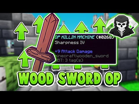 THIS WOOD SWORD IS OVERPOWERED!