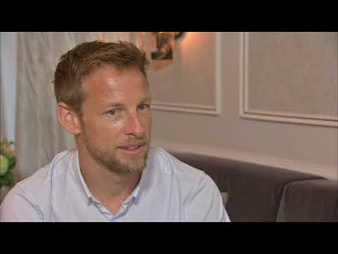Jenson Button Interview with Sky Sports