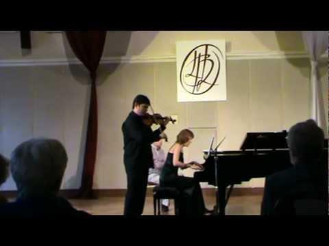Download Joseph Achron: Hebrew Melody op. 33