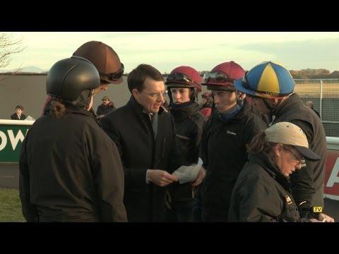 Parade of Aidan O'Brien's Ballydoyle Horses