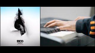 Zedd feat. Troye Sivan - Papercut (FULL PIANO COVER) | Sachin Sen