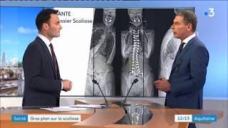 CHU de Bordeaux : centre de référence pour la chirurgie du dos
